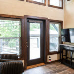 The Highland Tiny Home in the Smokies - Living Area